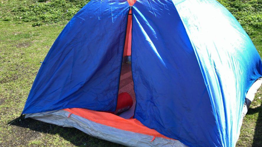 キャンプの持ち物チェックリストを作ってみた!