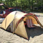 ちゃんとしたテントが欲しい!その結果、アメニティドームSを買いました!