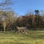 白老ふるさと2000年ポロトの森キャンプ場は、大自然と11月クローズが魅力!!