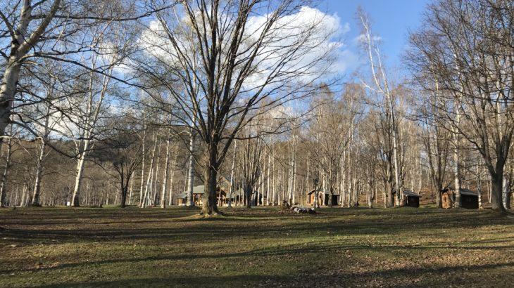 令和初のキャンプは岩尾内湖白樺キャンプ場。バンガロー以外は無料で、車の乗り入れもOK!という最高のキャンプ場!